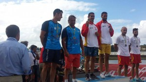 Podium Sella 2015