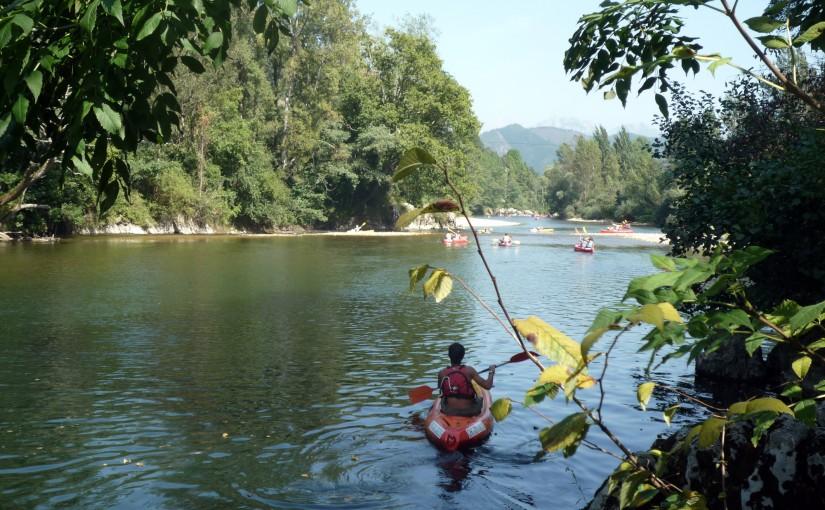 El tiempo en Arriondas & Webcam del Río Sella