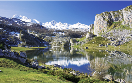 Viajar a Asturias: Parque nacional Picos de Europa