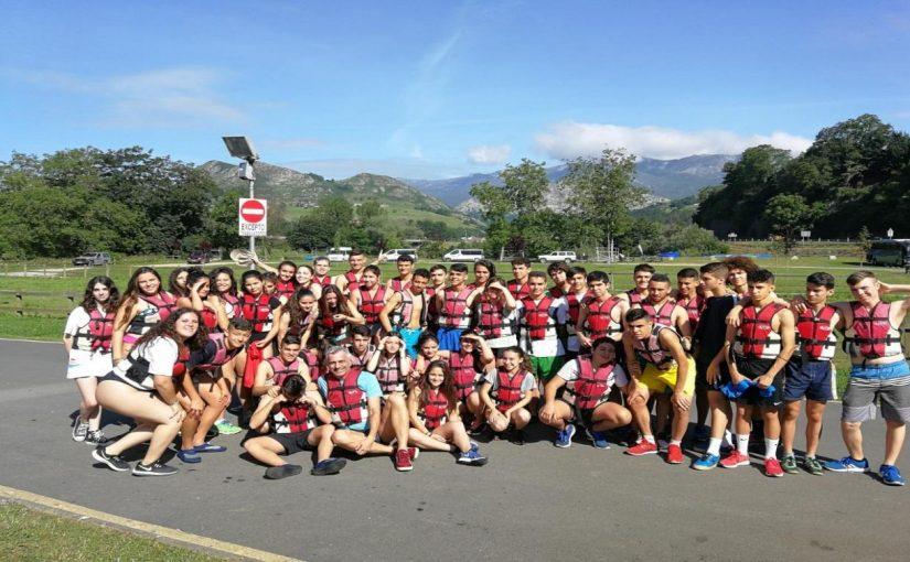 Viajes fin de curso en Asturias