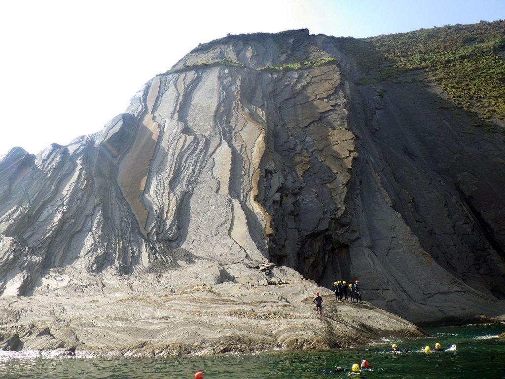 coastering en asturias