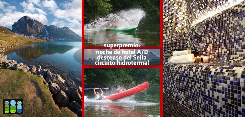 Circuito Hidrotermal : Concursos facebook descenso del sella actividades y